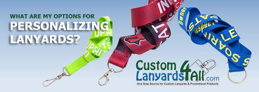 Custom Lanyards - Free Shipping - No Setup Fees